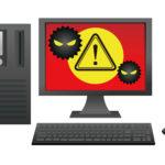 コンピューターウイルスに感染してしまったら・・・